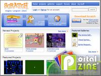 portalZINE NMN | Development meets Creativity | scratch.mit.edu.6666cd76f96956469e7be39d750cc7d9